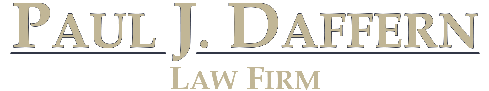 Paul J. Daffern Law Firm